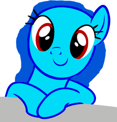 My pony OC. by PawPatrol156