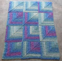 Mitre-Square-Blanket by CarpeDraco
