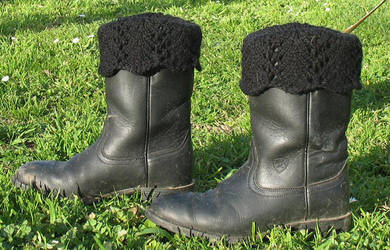 Boot-Cuffs by CarpeDraco