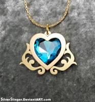 Mark of Princess Cadance by SilverSlinger