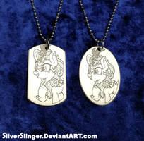 Autumn Blaze Pendant by SilverSlinger