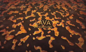 Lava Background by martinemes