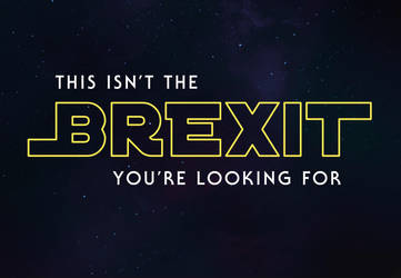 Brexit Star Wars by martinemes