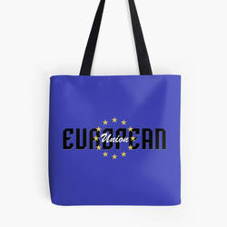 European Union Tote Bag by martinemes