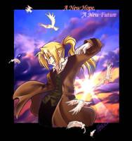 A new hope, A new future by Hiruka00