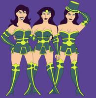 Circe's girls by Jimma1300