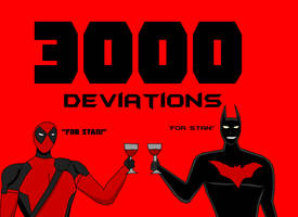 3000 DEVIATIONS by Jimma1300