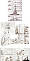 Act 1 Pages 1 thru 10 pencils by TracyWilliams