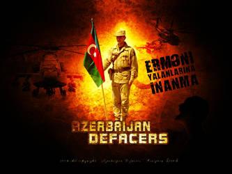 Azerbaijan Defacers Military by SP-A-WN