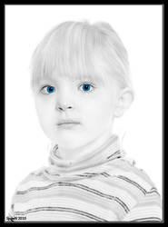 Blue Eyes by SP-A-WN