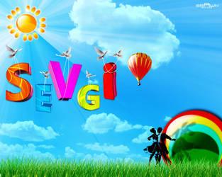 Love Sevgi by SP-A-WN