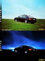BMW 745 by SP-A-WN