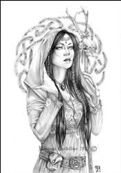 'Sorceress' by RossanaCastellino