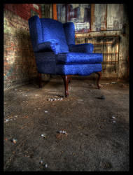 Anyone Care To Sit? by coryanthumr7