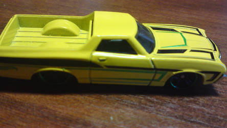 HW '72 Ford Ranchero by Ratibor31