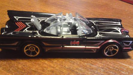 HW TV-series Batmobile by Ratibor31