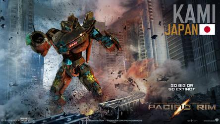 Jaeger Kami by Ratibor31