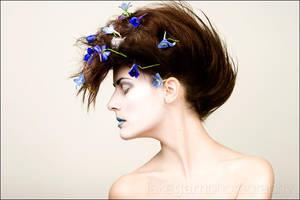 Floral Series III by jakegarn