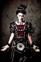 Creepy Victorian II by jakegarn