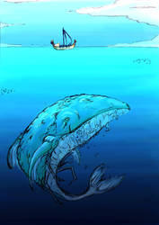 Original Kraken by Mortellombre