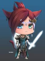 Commission: Kitty by torakun14