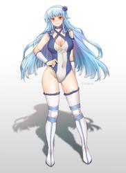 Commission: Yuki-onna by torakun14