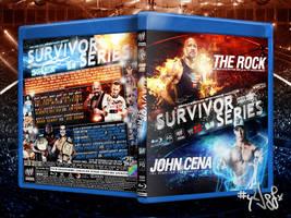 Survivor Series 2011 Cover by Y2JGFX