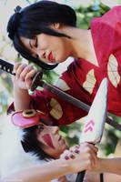 Princess Mononoke: Battle I by xXSnowFrostXx