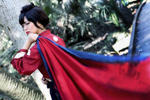 Princess Mononoke: Lady Eboshi by xXSnowFrostXx