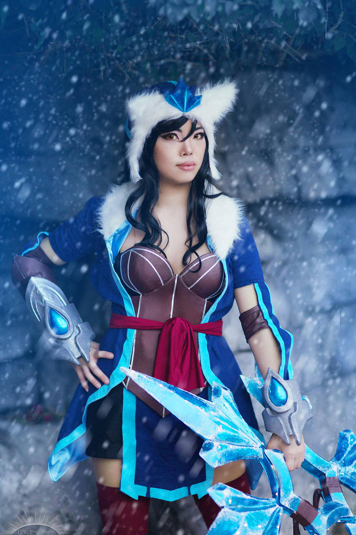 League: Warrior of the Snow by xXSnowFrostXx