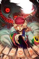 Mononoke by dark-tarou