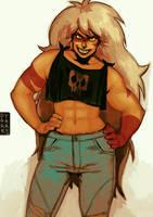 Jasper by dark-tarou