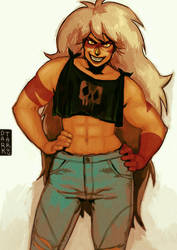 Jasper by dark-tarou