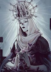 Queen of the Dead by dark-tarou