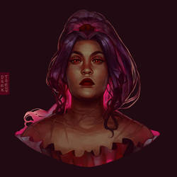 Commission: Alyosha by dark-tarou