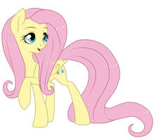 Fluttershy by Sugarcup91