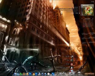 My Desktop by mrp19