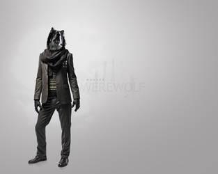 Modern Werewolf by mrp19
