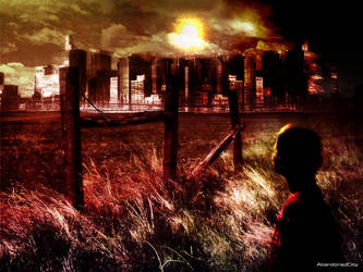 AbandonedCity by mrp19