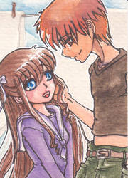ACEO #8 by anako