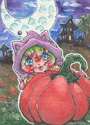 ACEO #12 by anako