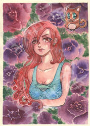 Rose Maiden 2015 by anako