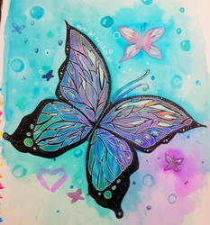 Butterfly by anako