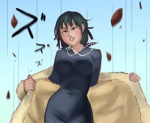 Boss Fubuki by Vexania11