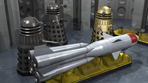 Dalek Missile Room 2 by Jim197