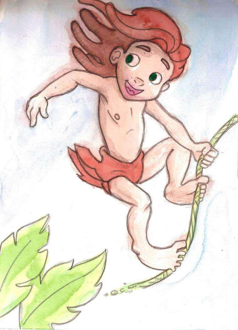 Tarzan boy by herzsprung1