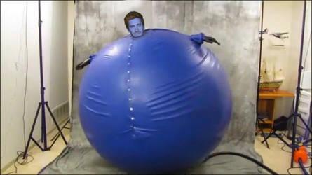 Jake Gyllenhaal Inflation 2 by AtlanticNinjas