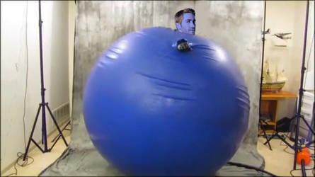 Jake Gyllenhaal Inflation (sideview) by AtlanticNinjas