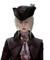 Lady Maria simple portrait by Wingless-sselgniW