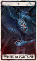Bloodborne tarot X by Wingless-sselgniW
